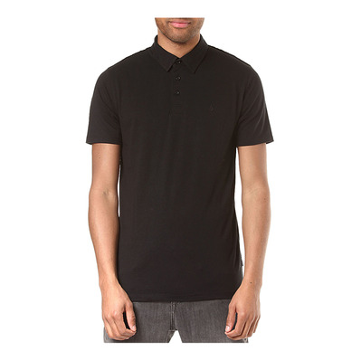 VOLCOM - WOWZER POLO Homme BLACK