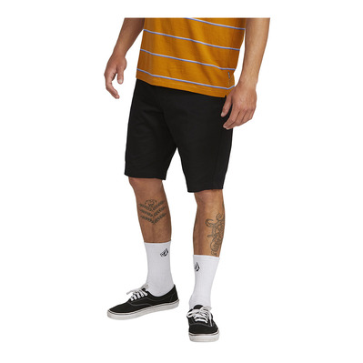 VOLCOM - FRCKN MDN STRCH - Shorts - Men's - black