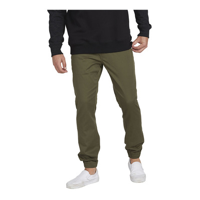 VOLCOM - FRICKN MDRN TAP JGR - Pants - Men's - military