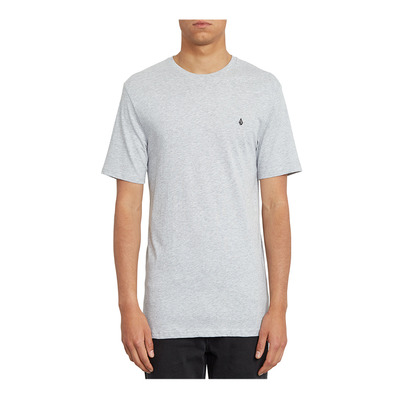 VOLCOM - STONE BLANKS BSC - T-Shirt - Men's - heather grey