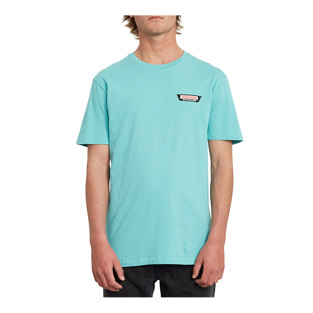 VOLCOM - TRAP LTW SS Homme MYSTO GREEN