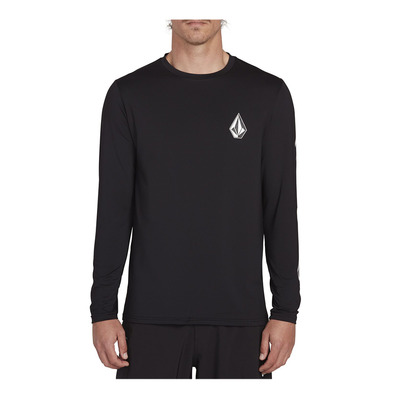 VOLCOM - DEADLY STONES L/S Homme BLACK