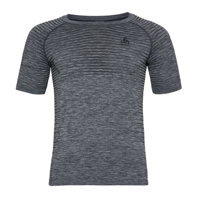ODLO - BL TOP Crew neck s/s PERFORMANCE LIGHT Homme grey melange