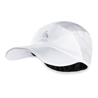 ODLO - CERAMICOOL X-LIGHT - Cappellino white