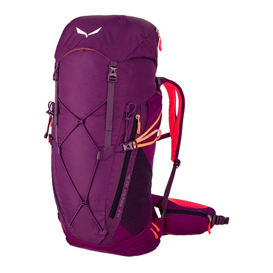 SALEWA - ALP TRAINER 30+3L - Sac à dos Femme dark purple