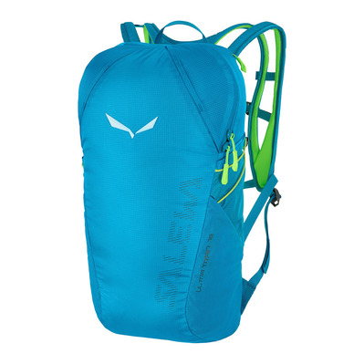 SALEWA - ULTRA TRAIN 18L BP - Backpack - blue danube