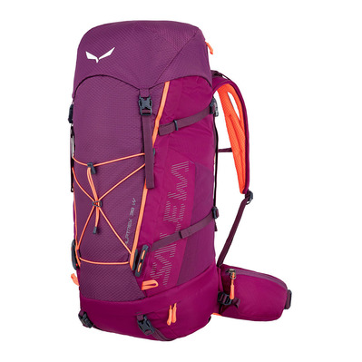 SALEWA - ALPTREK 38 +5L BP WS - Backpack - Women's - dark purple