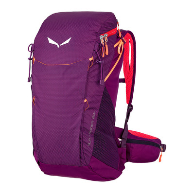 SALEWA - ALP TRAINER 20L WS - Backpack - Women's - dark purple