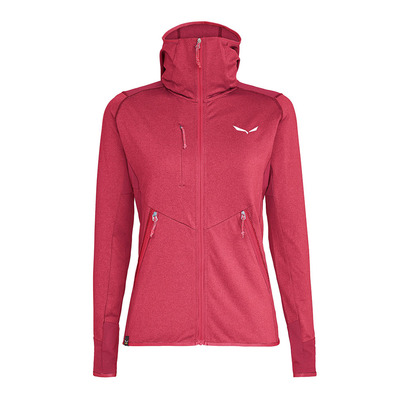 SALEWA - AGNER HYBRID POLARLITE - Fleece - Women's -virtual pink melange