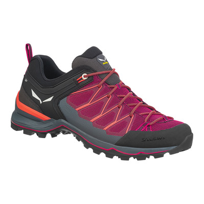 SALEWA - MTN TRAINER LITE - Chaussures randonnée Femme virtual pink/fluo coral