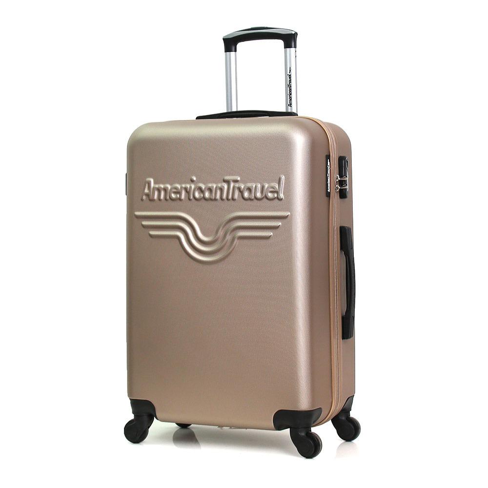 No complicado Embotellamiento Tesoro  Maletas de viaje American Travel CHELSEA 37L - Maleta de cabina gold -  Private Sport Shop