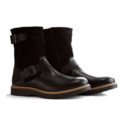 I.JONES - Boots Homme black