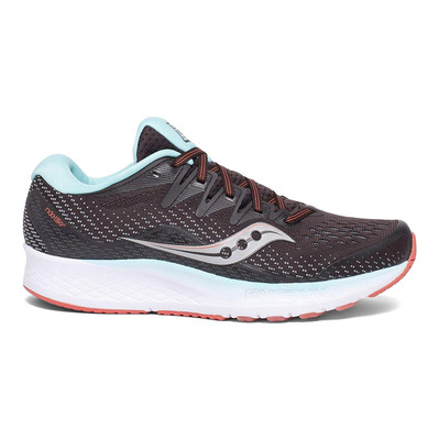 SAUCONY - RIDE ISO 2 - Chaussures running Femme brown/coral