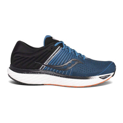 SAUCONY - TRIUMPH 17 - Chaussures running Homme blue/black