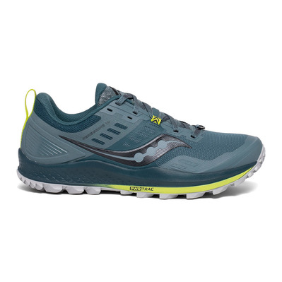 SAUCONY - PEREGRINE 10 - Chaussures trail Homme steel