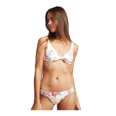 BILLABONG - CORAL SANDS TROPIC - Bikinihose - Frauen - salt crystal