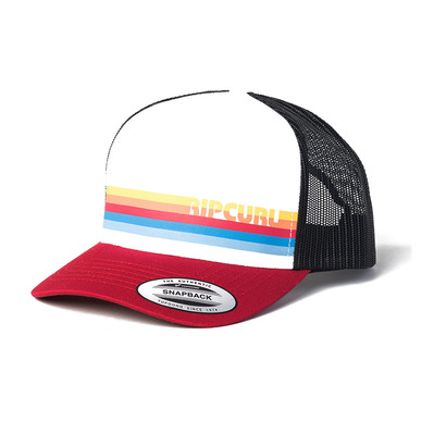 RIP CURL - ECLIPSE TRUCKER CAP Homme OPTICAL WHITE
