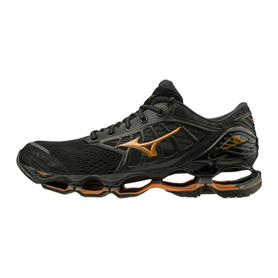 MIZUNO - WAVE PROPHECY 9 - Zapatillas de running hombre black/dark shadow