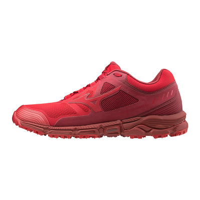 MIZUNO - WAVE DAICHI 5 - Chaussures trail Homme red/red/biking red