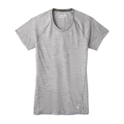 SMARTWOOL - MERINO 150 - Maillot Femme light gray heather