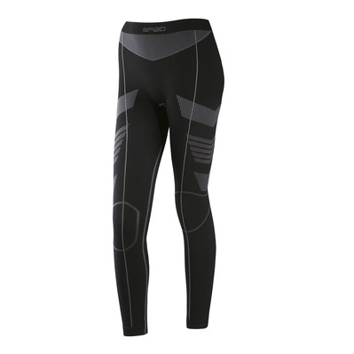 W03 THERMO - Collant Femme black/grey