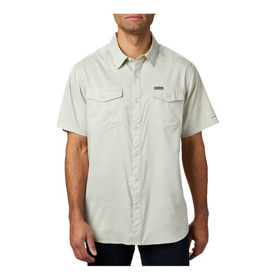 COLUMBIA - Utilizer II Solid Short Sleeve Shirt Homme Pixel