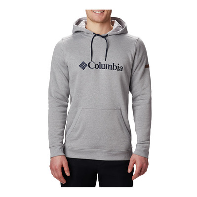 COLUMBIA - CSC Basic Logo II Hoodie Homme Columbia Grey, Heather