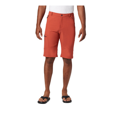 COLUMBIA - TRIPLE CANYON - Short Homme carnelian red