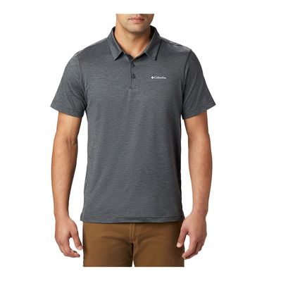 COLUMBIA - TECH TRAIL - Polo Homme shark
