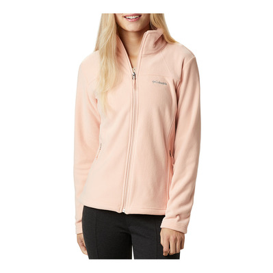 COLUMBIA - Fast Trek Light Full Zip Femme Peach Cloud