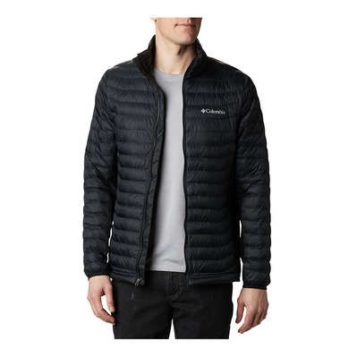 COLUMBIA - Powder Pass Jacket Homme Black