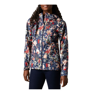 COLUMBIA - Inner Limits II Jacket Femme Nocturnal Birds N Branches