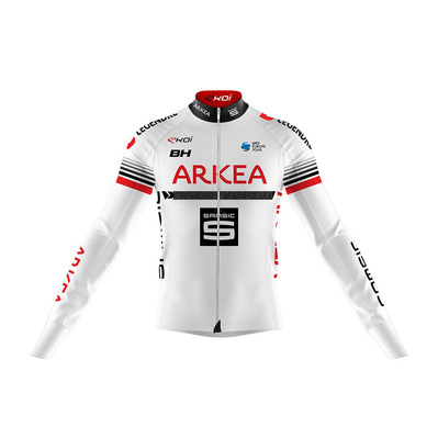 HIVER ARKEA SAMSIC PRO TEAM - Maillot Homme blanc