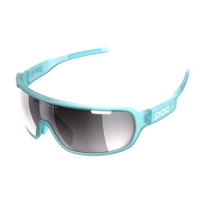 POC - DO BLADE - Lunettes cycle kalkopyrit blue/violet silver