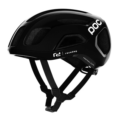 POC - VENTRAL AIR SPIN - Casque route uranium black matt