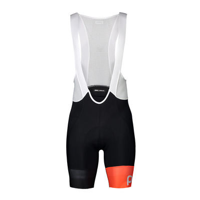 POC - Essential Road VPDs Bib Shorts Homme Uranium Black/Uranium Black