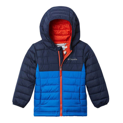 POWDER LITE™ H - Anoraks bebé super blue/collegia