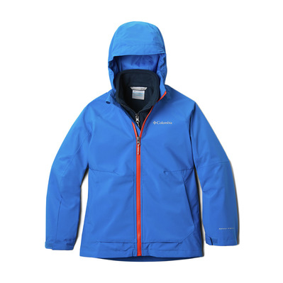 TOLT TRACK™ - Chaqueta junior super blue