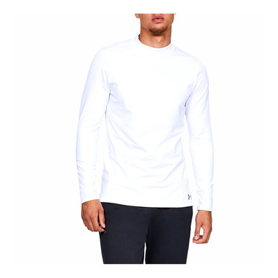 CG ARMOUR MOCK FITTED - Sous-couche Homme white