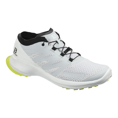 SALOMON - Shoes SENSE FLOW Illusion B/Wh/Safety Ye Homme Illusion B/Wh/Safety Ye
