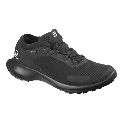 SALOMON - SENSE FEEL GTX - Zapatillas de trail hombre black/black/black