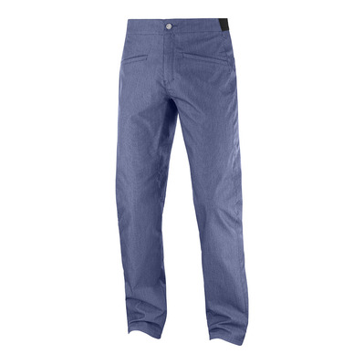 SALOMON - WAYFARER TAPERED DENIM - Pantaloni Uomo mood indigo