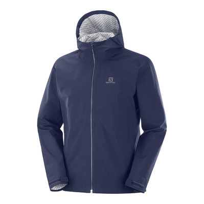 SALOMON - LA COTE FLEX 2.5L - Chaqueta hombre night sky
