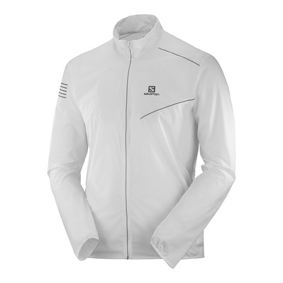 SALOMON - SENSE JACKET M White Homme WHITE