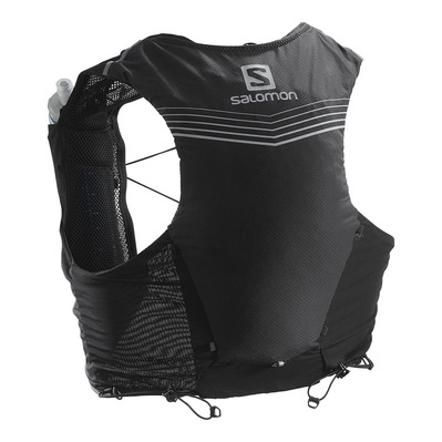 SALOMON - ADV SKIN 5 SET 5L - Sac d'hydratation Homme black