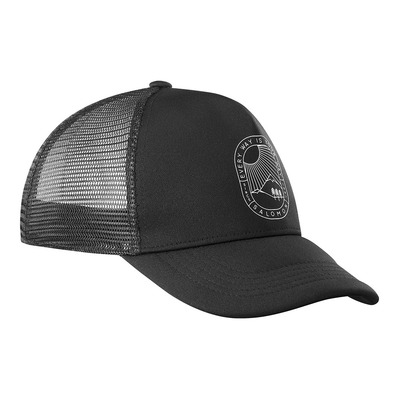 SALOMON - SUMMER LOGO - Gorra black/black