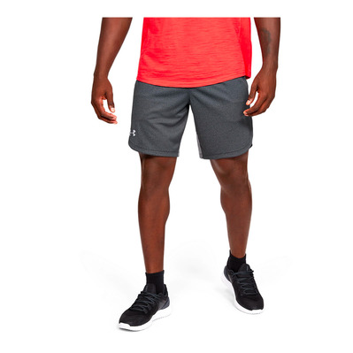 UNDER ARMOUR - UA Knit Training Shorts-BLK Homme Black/Mod Gray