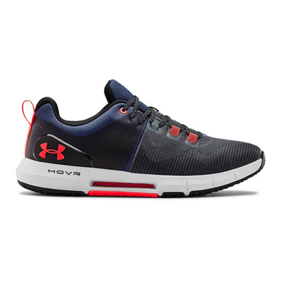 UNDER ARMOUR - HOVR RISE - Zapatillas de training hombre pitch gray/halo gray/beta