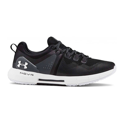 UNDER ARMOUR - UA HOVR RISE - Zapatillas de training mujer black/white/white