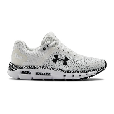 UNDER ARMOUR - HOVR INFINITE 2 - Zapatillas de running hombre white/white/black